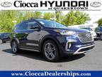 2017 Hyundai Santa Fe Limited Ultimate AWD Limited Ultimate 4dr SUV