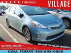 2013 Toyota Prius v Two Two 4dr Wagon