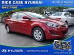 2016 Hyundai Elantra SE SE 4dr Sedan 6M