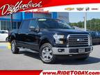 2016 Ford F-150 King Ranch 4x4 King Ranch 4dr SuperCrew 5.5 ft. SB