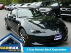 2016 Mazda MX-5 Miata Grand Touring Grand Touring 2dr Convertible 6M