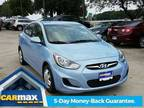 2013 Hyundai Accent GLS GLS 4dr Sedan