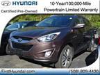 2015 Hyundai Tucson Limited AWD Limited 4dr SUV