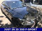 2015 Lexus IS 350 Base AWD 4dr Sedan