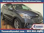 2017 Hyundai Santa Fe SE Ultimate SE Ultimate 4dr SUV