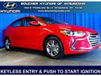 2017 Hyundai Elantra Value Edition Value Edition 4dr Sedan
