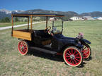 1917 Woods Mobilette Sheridan Light Delivery Truck
