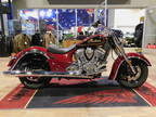 2017 Indian Motorcycle Chief Classic Burgundy Metallic Over Thunder Black