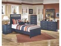 4 Pc Twin Bedroom Set