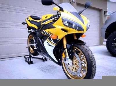 2007 Yamaha R