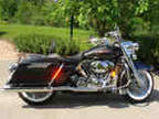 Excellent Pa2005 Harley Davidson Road King Flhr Excellent Paint