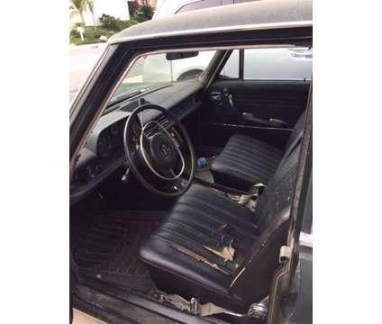 1968 Mercedes Benz 250 is a 1968 Mercedes-Benz 250 Model Classic Car in Anaheim CA