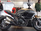 2017 Ducati Diavel Carbon Asphalt Grey and Matt Carbon