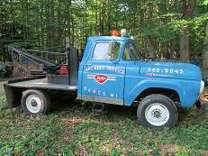 1960 Ford F250 4x4