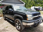 2005 Charcoal Chevrolet Avalanche