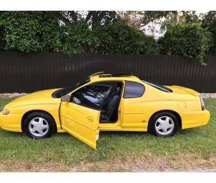2004 Chevrolet Monte Carlo Ss is a 2004 Chevrolet Monte Carlo SS Sedan in Miami FL