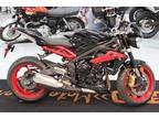 2016 Triumph Street Triple RX ABS Motorcycle for Sale