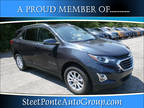 2018 Chevrolet Equinox Blue, new