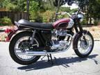 1970 Triumph Bonneville Superb