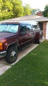 1997 GMC 3500