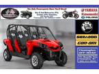 2016 Can-Am Commander 4 Seat M