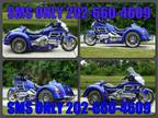 Honda : 2010 Honda Goldwing Trike