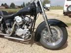 1958 Harley-Davidson Panhead Custom - Shipping Worldwide