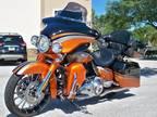 2011 HarleyDavidson Touring FLHXSE