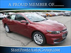 2018 Chevrolet Malibu Red, new