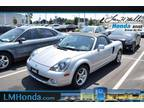 2003 Toyota MR2 Spyder Base 2dr Convertible