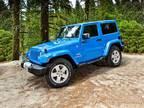 2014 Jeep Wrangler Rubicon 4x4 Rubicon 2dr SUV