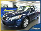 2009 Honda Accord LX LX 4dr Sedan 5A