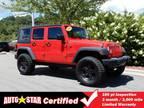 2014 Jeep Wrangler Unlimited Sport 4x4 Sport 4dr SUV