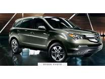2007 Acura MDX 3.7L TECHNOLOGY