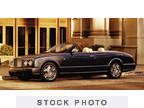 2007 Black Bentley Azure