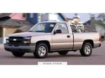 Used 2004 Chevrolet Silverado 1500 for sale.