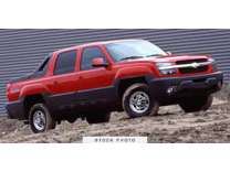 2004 Chevrolet Avalanche 1500