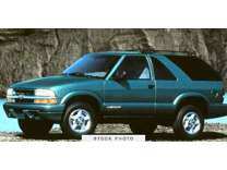 1998 Chevrolet Blazer, 4WD