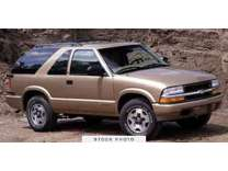 Used 2001 Chevrolet Blazer for sale.