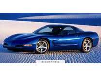 Used 2002 Chevrolet Corvette for sale.