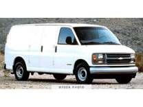 1999 Chevrolet Express Cargo Van