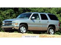 2000 Chevrolet New Tahoe Sport Utility 4D