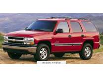 Used 2002 Chevrolet Tahoe for sale.