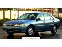 *Sold**1998 Ford Escort 5 Speed, Green $600