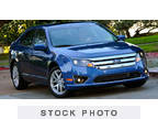 2010 Ford Fusion (Sport Blue Metallic)