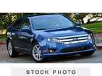 2010 Ford Fusion Hybrid (Blue)