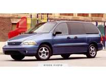 2002 Ford Windstar Wagon LX w/130A