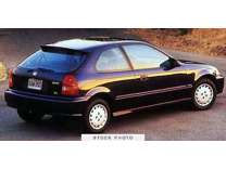 1997 Honda Civic EX 2D Coupe