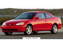 Used 2001 Honda Civic for sale.