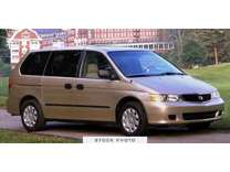 Used 2000 Honda Odyssey for sale.